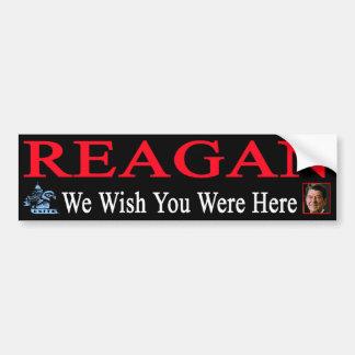 Reagan Bumper Stickers