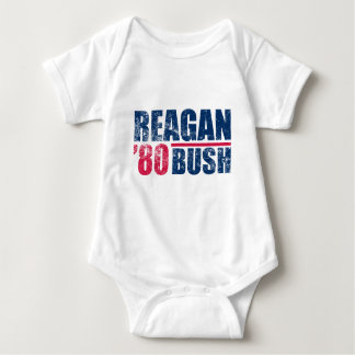 Reagan-Bush '80 Baby Bodysuit