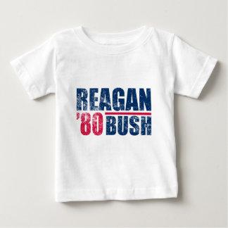 Reagan-Bush '80 Baby T-Shirt