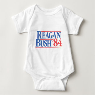 Reagan Bush 84 Baby Bodysuit