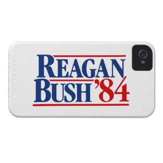 Reagan Bush '84 iPhone 4 Case-Mate Cases