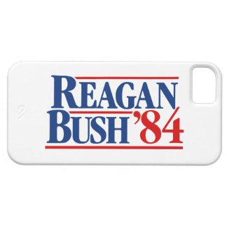 Reagan Bush '84 iPhone 5 Covers