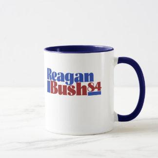 Reagan Bush 84` Mug