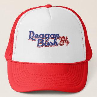 Reagan Bush 84 Trucker Hat
