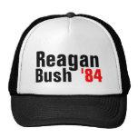 Reagan Bush de 'gorra 84 mallas