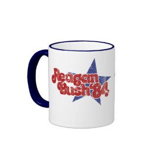 Reagan Bush Ringer Coffee Mug