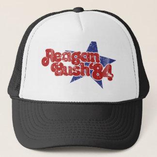 Reagan Bush Trucker Hat