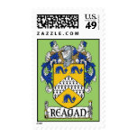 Reagan Coat of Arms Postage Stamps