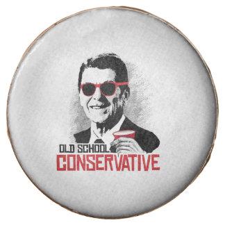 Reagan - conservador de la escuela vieja