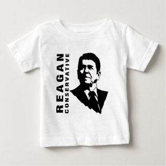 Reagan Conservative Baby T-Shirt