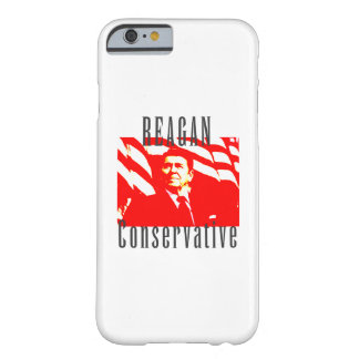 Reagan Conservative Barely There iPhone 6 Case