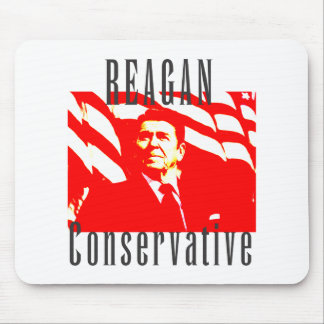 Reagan Conservative Mouse Pad