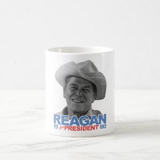 Reagan Cowboy 1980 Coffee Mug