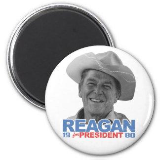 Reagan Cowboy 1980 Fridge Magnets