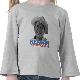 Reagan Cowboy 1980 T Shirts
