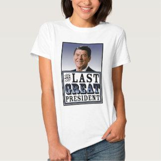 Reagan: El gran presidente pasado Polera