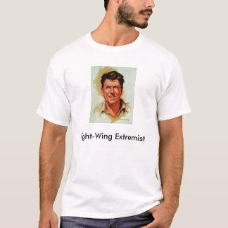 Reagan, extremista de la derecha playera