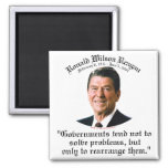 Reagan Government & Problems Magnet