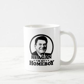 Reagan Is My Homeboy Mug