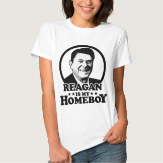 Reagan Is My Homeboy T-Shirt