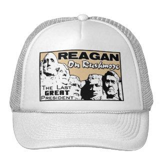 Reagan On Rushmore Mesh Hats