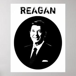 Reagan print