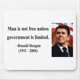 Reagan Quote 1b Mouse Pad