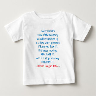 Reagan Quote Baby T-Shirt