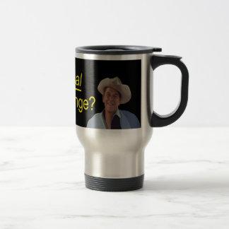 Reagan Remember REAL Hope & Change Travel Mug