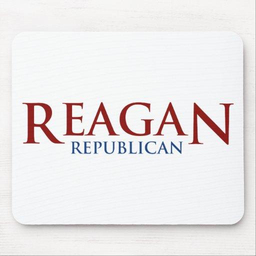 Reagan Republican Mouse Pad
