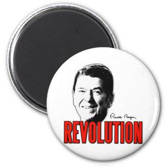 Reagan Revolution 2 Inch Round Magnet