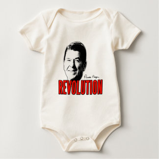 Reagan Revolution Baby Creeper