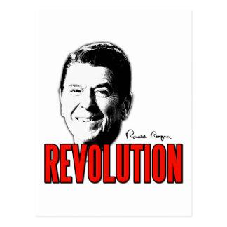 Reagan Revolution Postcard