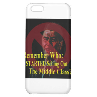 Reagan Started the Lies and Propaganda Cover For iPhone 5C