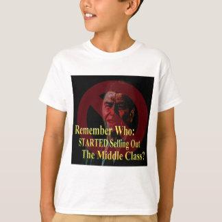 Reagan Started the Lies and Propaganda T-Shirt