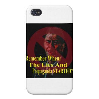 Reaganomics América agotada iPhone 4 Coberturas
