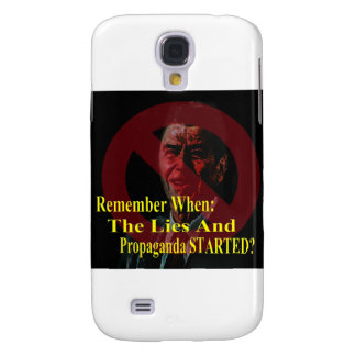 Reaganomics Sold Out America Samsung Galaxy S4 Covers