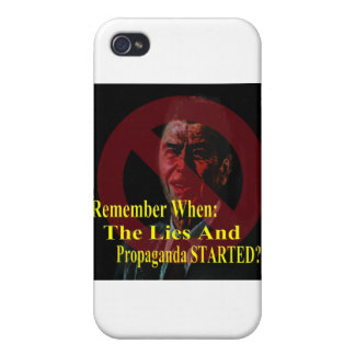 Reaganomics Sold Out America Case For iPhone 4