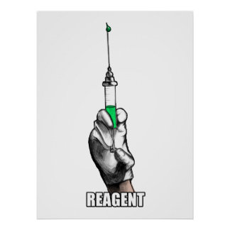 REAGENT POSTERS