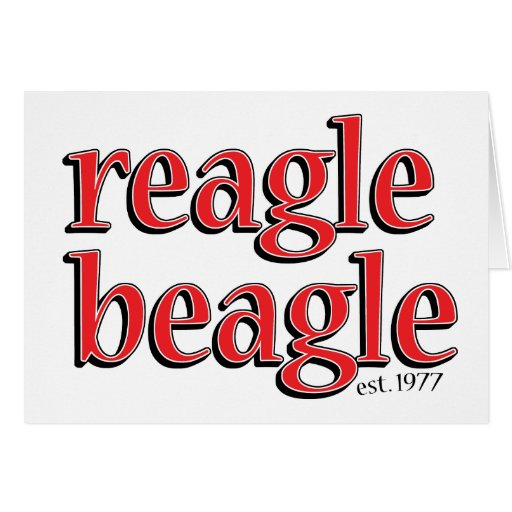 reaglebeagle tarjetón