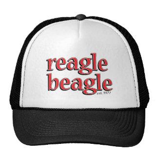 reaglebeagle trucker hat