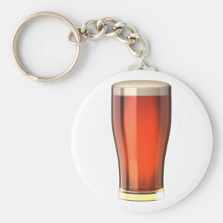 Real Ale Beer Key Chains