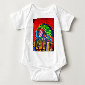 Real American Baby Bodysuit