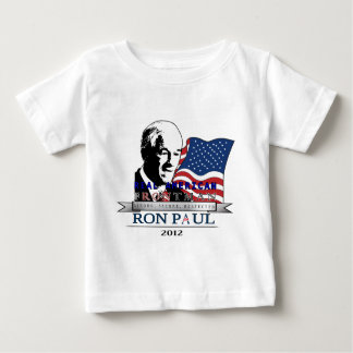 Real American Frontman Ron Paul 2012.png Baby T-Shirt