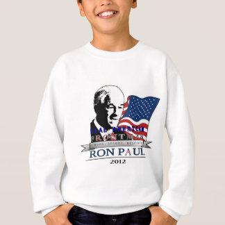 Real American Frontman Ron Paul 2012.png Sweatshirt