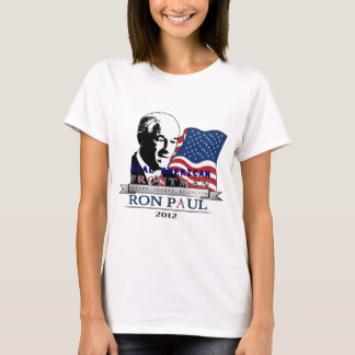 Real American Frontman Ron Paul 2012.png T-Shirt