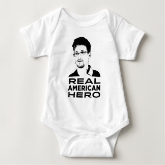 Real American Hero Infant Creeper