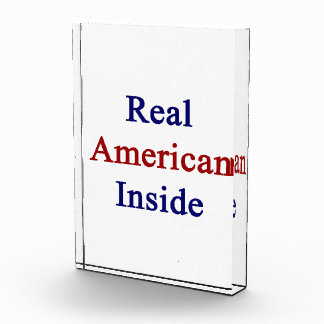 Real American Inside Award
