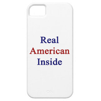 Real American Inside iPhone 5 Cover