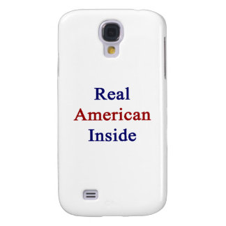 Real American Inside Galaxy S4 Covers